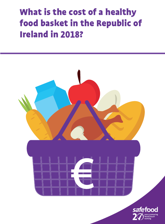 New research reveals households on low incomes need to spend up to 1/3 of take home income to afford a healthy food basket