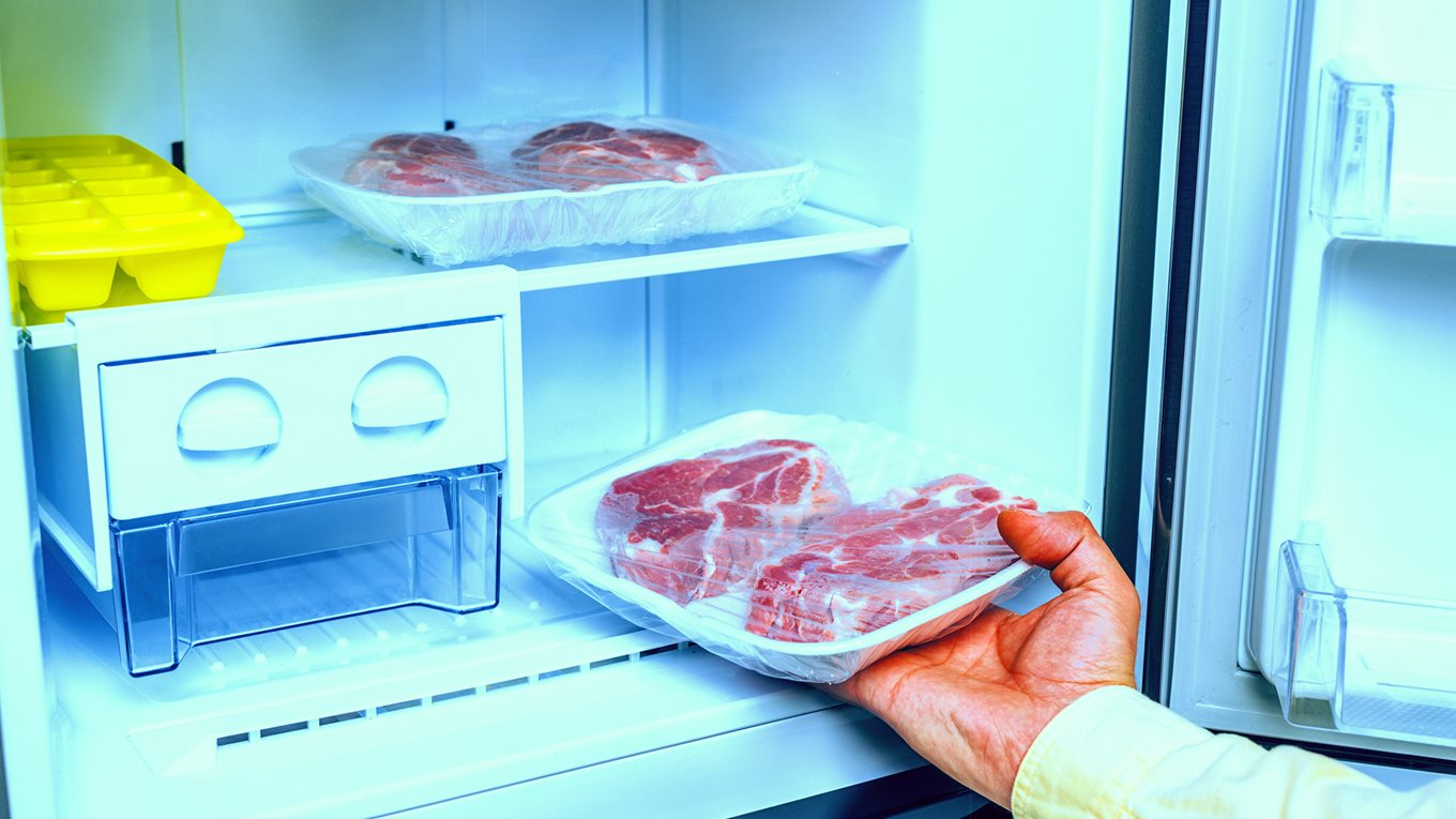 Don't stress, you can freeze fresh meat