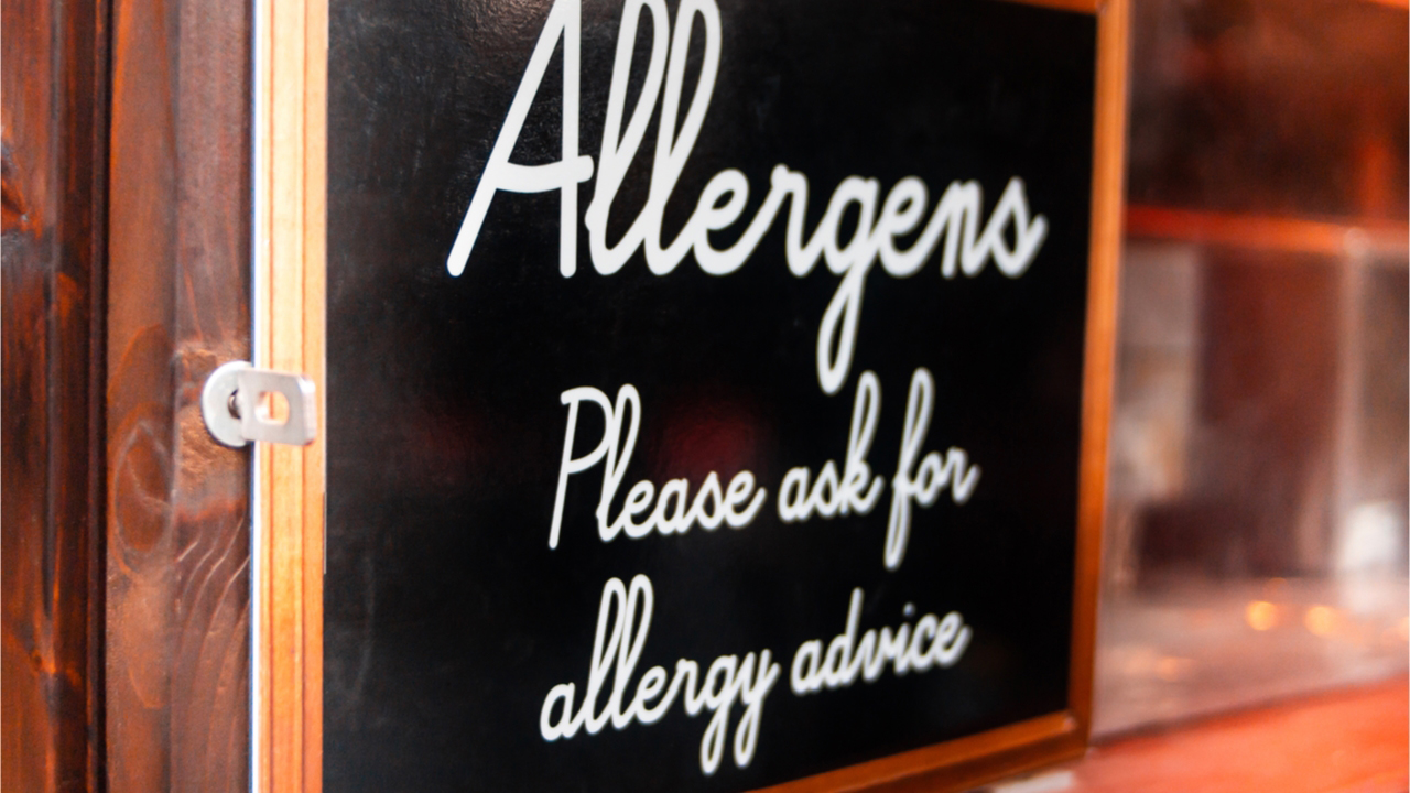 Allergens - whose responsibility is it anyway?