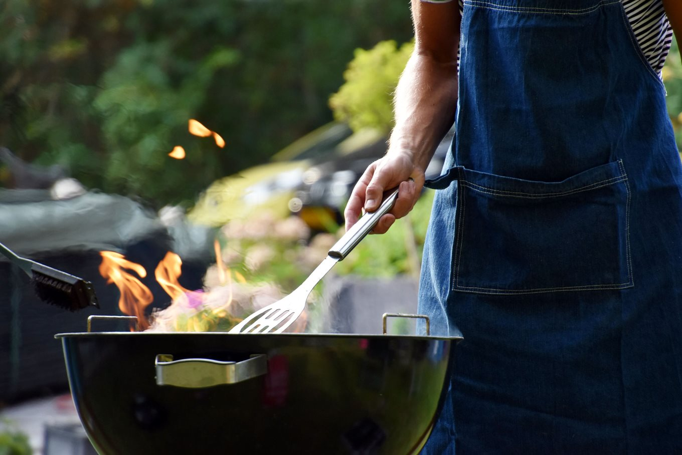 Planning on striking up the barbeque this bank holiday weekend?