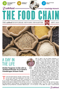Cover of Issue 16 of The Food Chain