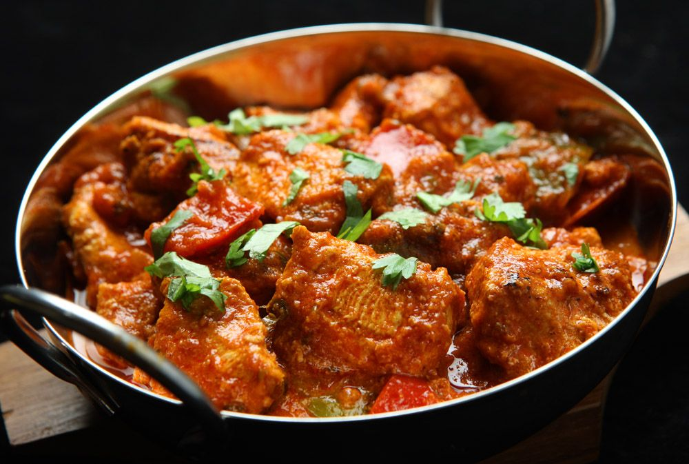 Chicken Jalfrezi Recipe Safefood