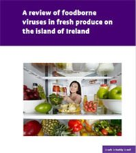 foodborne viruses report cover