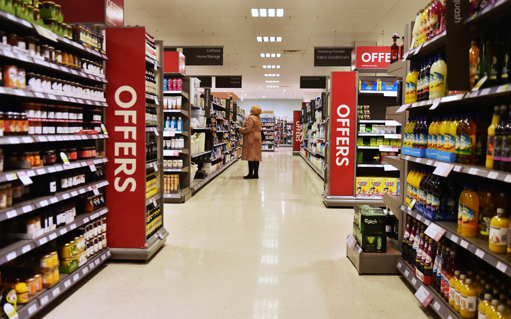 New safefood research reveals more than a third of food and drinks on special offer in supermarkets are high in fat, sugar and salt